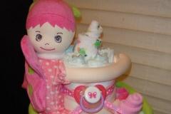 Diaper Cake Νεράιδα