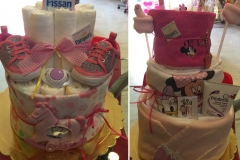 Diaper Cake Minnie Mouse & Αλογάκι