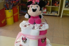 Diaper Cake Exclusive Minnie Mouse