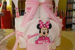 Diaper Cake Minnie Mouse