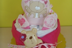 Diaper Cake Forever Friends