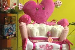 Diaper Cake Love Mama