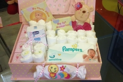 Diaper Box Exclusive It's a Girl