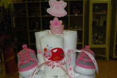 Diaper Cake Πασχαλίτσα