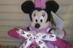 Diaper Cake Minnie Mouse Μηχανή