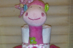 Diaper Cake It's a Girl