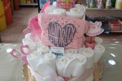 Diaper Cake Μελισσούλα