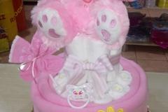 Diaper Cake Αρκουδάκι
