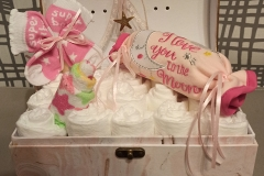 Diaper Box It's a Girl