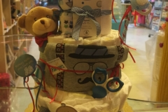 Diaper Cake Exclusive It's a boy