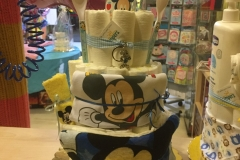 Diaper Cake Mickey Mouse