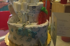 Diaper Cake Love Chicco Exclusive