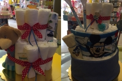 Diaper Cake Mickey Mouse & Αρκουδάκι