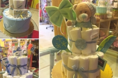 Diaper Cake It's a Boy
