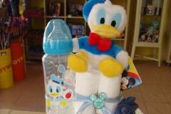 Diaper Cake Donald & Mickey