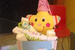 Diaper Box Αστεράκι