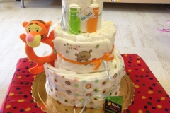 Diaper Cake Exclusive Τίγρης