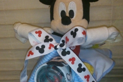 Diaper Cake Mickey Mouse Μηχανή