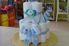 Diaper Cake It's a Boy