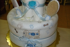 Diaper Cake Love Chicco