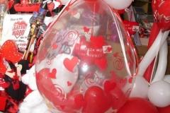 Γεμιστό μπαλόνι με αρκουδάκι