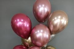 Μπουκέτο μπαλονιών για γάμο σε βάση