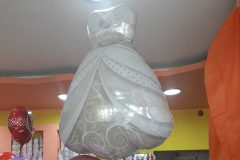Μπαλόνι Νυφικό