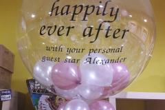 Μπαλόνι Aqua για Bachelorette Party
