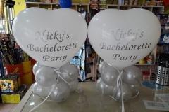 Bachelorette party για τραπέζι