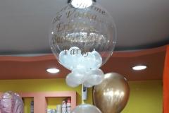 Μπουκέτο Bachelorette Party με Μπαλόνι Aqua