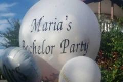 Μπουκέτο Bachelor Party με Μπαλόνι 3''