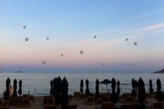 Μπαλόνια με Led