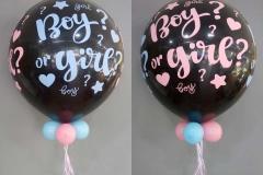 Μπαλόνι Αποκάλυψης Φύλου
