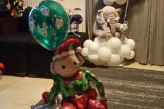 Ξωτικό με Δώρο Pampers και Μπαλόνια