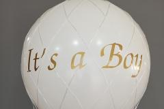 Αερόστατο It's a boy