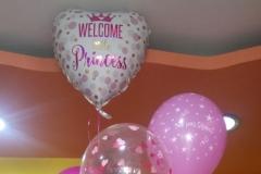 Μπαλόνια για την Μικρή σας Πριγκίπισσα