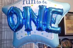 Μπαλόνι fun to be ONE