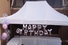 Γράμματα Happy Birthday