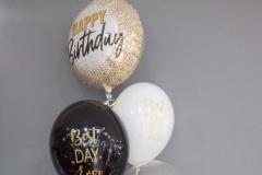Μπουκέτα Ηappy Birthday