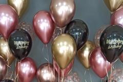 Μπουκέτα μπαλονιών για γενέθλια