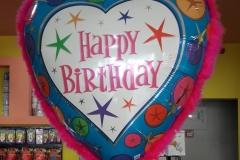 Μπαλόνι Happy Birthday