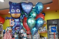 Πυτζαμοήρωες με Μπαλόνια Chrome