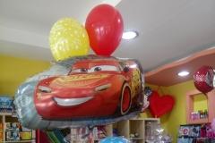 Μπουκέτο Happy Birthday Cars