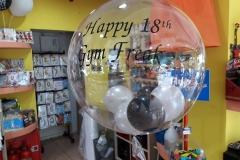 Μπαλόνι Aqua για Γενέθλια