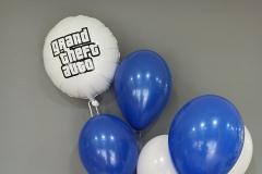 Μπουκέτο μπαλονιών  GTA