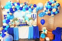 Καμάρα Οrganic και Αερόστατο