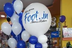 Foot In
